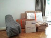Umzugskarton und Verpackungsmaterial